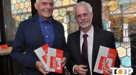 Günter Schenk und Dr. Joachim Wüst