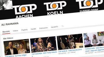 Der youtube-Kanal der erfolgreichen Online- und Lifestylemagazine