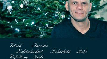 Ali Rahnama (Inhaber des Online- und Lifestylemagazins TOPKOELN) wünscht alles Liebe.