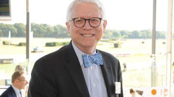 Der Vorsitzende von CologneAlliance, Ulrich Linnenberg