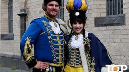 Kevin Höppe und Clara Scheuer sind das Tanzpaar der kommenden Session