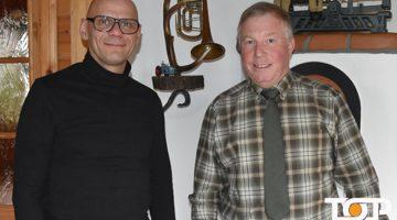 Ali Rahnama im Gespräch mit Helmut Blödgen