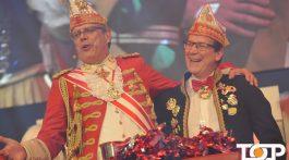 Präsident Hunold und FK-Präsident Kuckelkorn voller Emotionen bei der Draumnaach